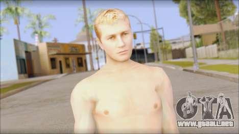 Beach Character 2 para GTA San Andreas tercera pantalla