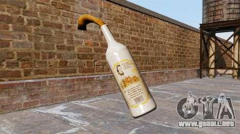 El Cóctel Molotov-Petrov- para GTA 4 segundos de pantalla