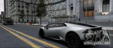 V.I.P ENB para GTA 4 sexto de pantalla