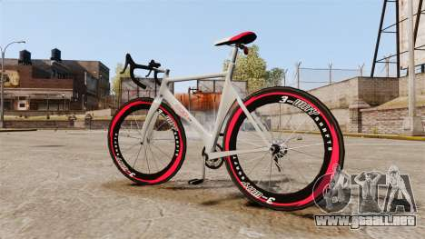 GTA V Endurex Race Bike para GTA 4 left