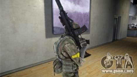 Assault para GTA 4 tercera pantalla