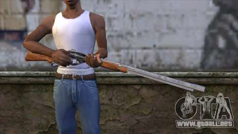 BB Gun from Bully Scholarship Edition para GTA San Andreas tercera pantalla