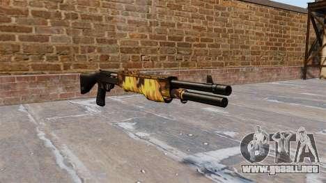 Pistola de Franchi SPAS-12 de Otoño para GTA 4