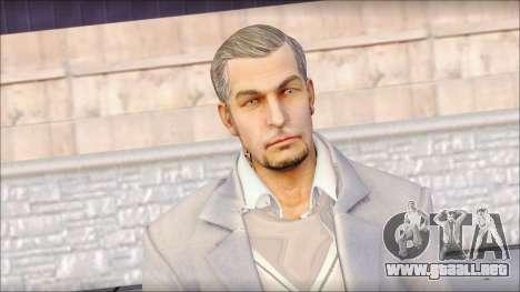 William Miles Young para GTA San Andreas tercera pantalla