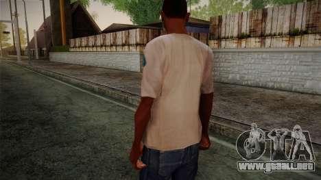 Void T-Shirt para GTA San Andreas segunda pantalla