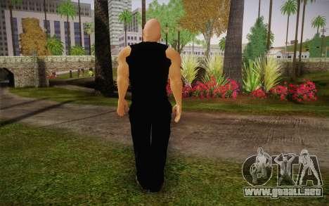 Domenic Toretto para GTA San Andreas segunda pantalla