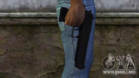 Desert Eagle from CS:GO v2 para GTA San Andreas tercera pantalla