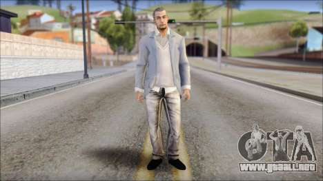William Miles Young para GTA San Andreas