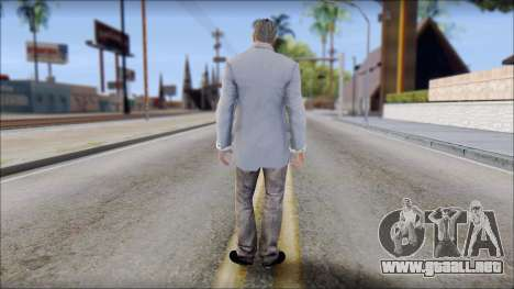William Miles Young para GTA San Andreas segunda pantalla