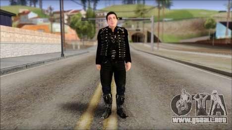 Till Lindemann Skin para GTA San Andreas