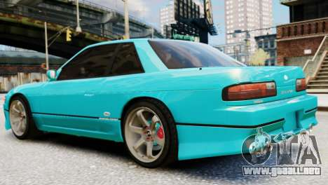 Nissan Silvia S13 v1.0 para GTA 4 left