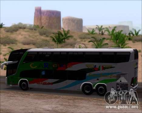 Marcopolo Paradiso G7 1800 DD 6x2 Scania K420 para visión interna GTA San Andreas