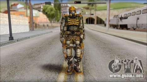 Exoskeleton para GTA San Andreas