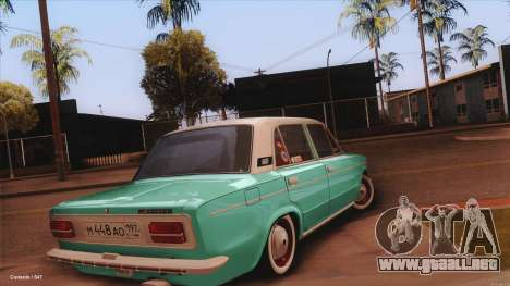VAZ 2103 la Habana para GTA San Andreas left
