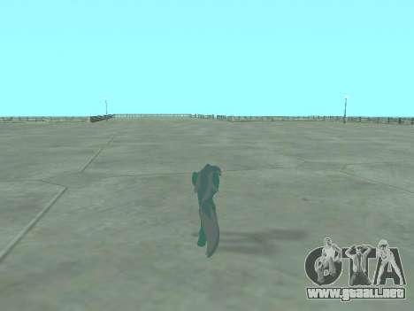 Lyra para GTA San Andreas sexta pantalla