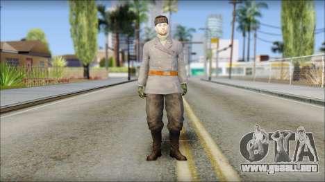 Peasant para GTA San Andreas