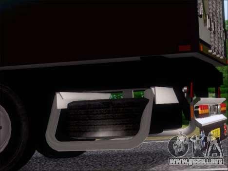 Trailer AMD Phenom X4 para la vista superior GTA San Andreas