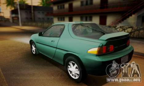 Mazda MX-3 para GTA San Andreas left