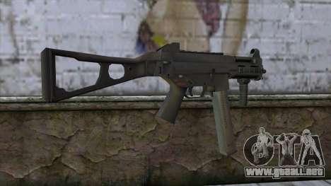 UMP-45 from CS:GO v2 para GTA San Andreas segunda pantalla