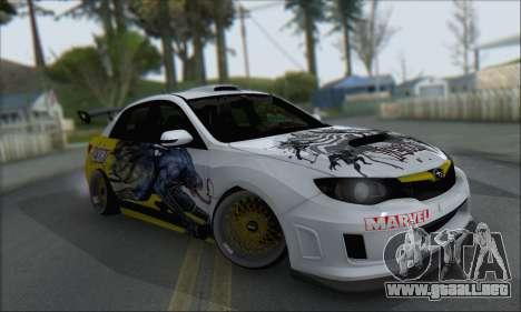 Subaru Impreza WRX STI 2010 para GTA San Andreas