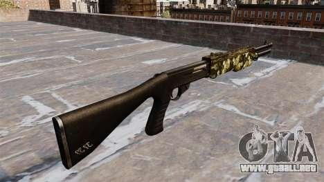 Pistola de Franchi SPAS-12 Hex para GTA 4 segundos de pantalla