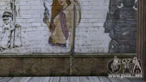 Kaka para GTA San Andreas segunda pantalla