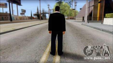 Toni Cipriani v3 para GTA San Andreas segunda pantalla