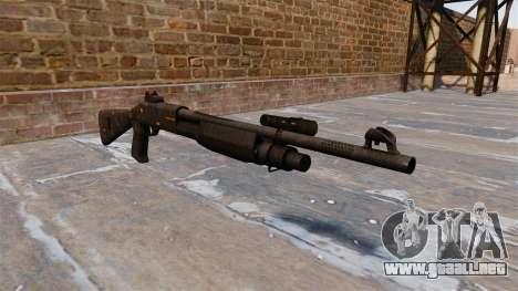 Ружье Benelli M3 Super 90 ce digital para GTA 4