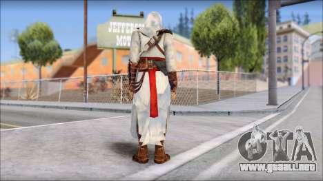Asesino v1 para GTA San Andreas segunda pantalla