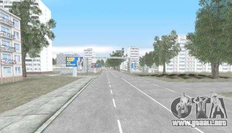 Russian Map 0.5 para GTA San Andreas