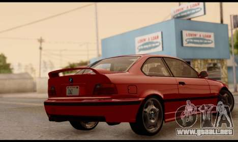 BMW M3 E36 1994 para GTA San Andreas left
