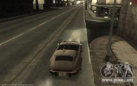 Ghetto ENB para GTA San Andreas sucesivamente de pantalla