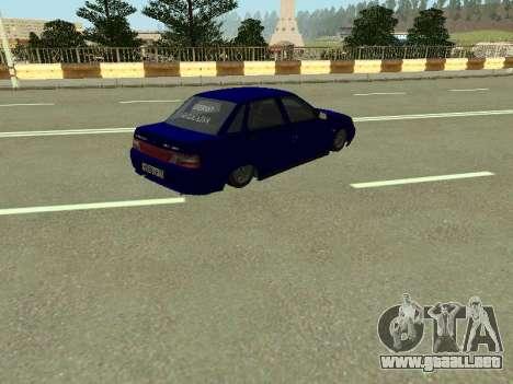 De los FLOREROS 2110 para la visión correcta GTA San Andreas