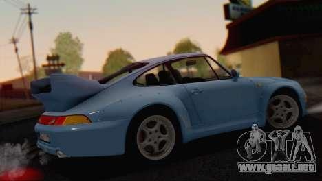 Porsche 911 GT2 (993) 1995 V1.0 SA Plate para las ruedas de GTA San Andreas