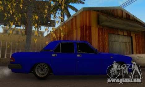 GAZ 3110 Volga LT para la visión correcta GTA San Andreas