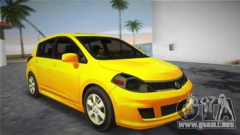 Nissan Versa para GTA Vice City