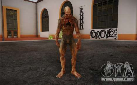 Bloodsucker from S.T.A.L.K.E.R. para GTA San Andreas