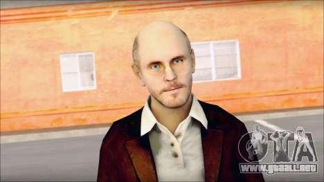 Ernesto para GTA San Andreas tercera pantalla