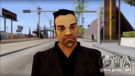 Toni Cipriani v2 para GTA San Andreas tercera pantalla