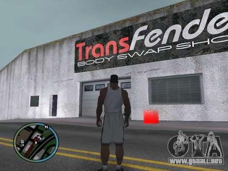 Evacuador de v1.0 para GTA San Andreas