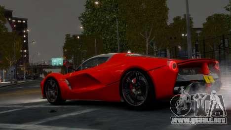 Ferrari LaFerrari WheelsandMore Edition para GTA 4 visión correcta