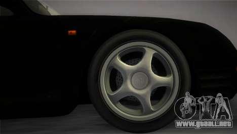 Porsche 959 1986 para GTA Vice City visión correcta