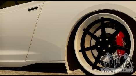 Nissan GT-R V2.0 para la visión correcta GTA San Andreas