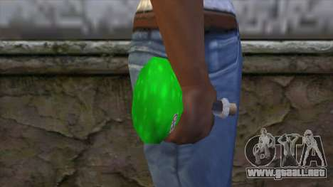 Stinkbombs from Bully Scholarship Edition para GTA San Andreas tercera pantalla