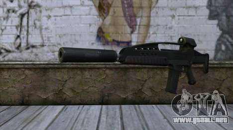 XM8 Assault Olive para GTA San Andreas
