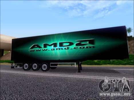 Trailer AMD Phenom X4 para el motor de GTA San Andreas