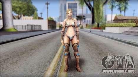 Elementalist Soul para GTA San Andreas