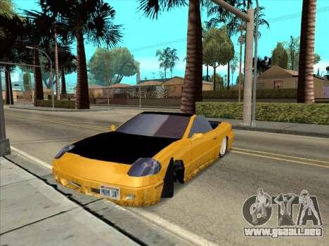 Alpha HD Cabrio para visión interna GTA San Andreas