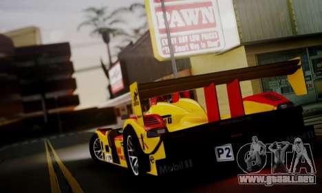 Porsche RS Spyder Evo 2008 para la visión correcta GTA San Andreas