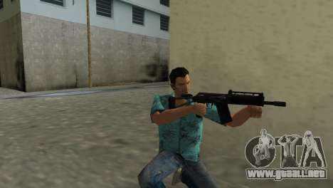 Saiga 12K para GTA Vice City segunda pantalla